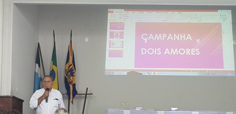 1° EDIÇÃO DA CAMPANHA DOIS AMORES!