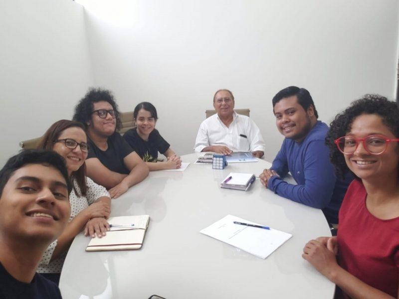 CPAN e Associação Comercial e Empresarial de Corumbá realizam reunião para desenvolvimento de projeto de extensão