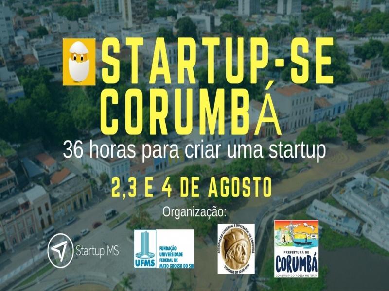 1° Startup Corumbá!!