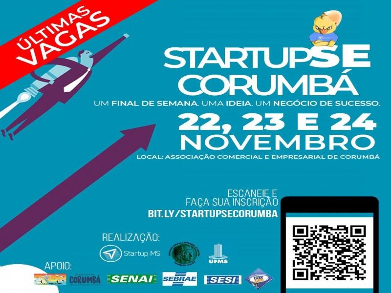 2° Startup-se Corumbá!!