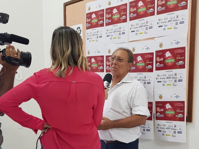 LANÇAMENTO DA CAMPANHA DO NATAL PREMIADO 2019