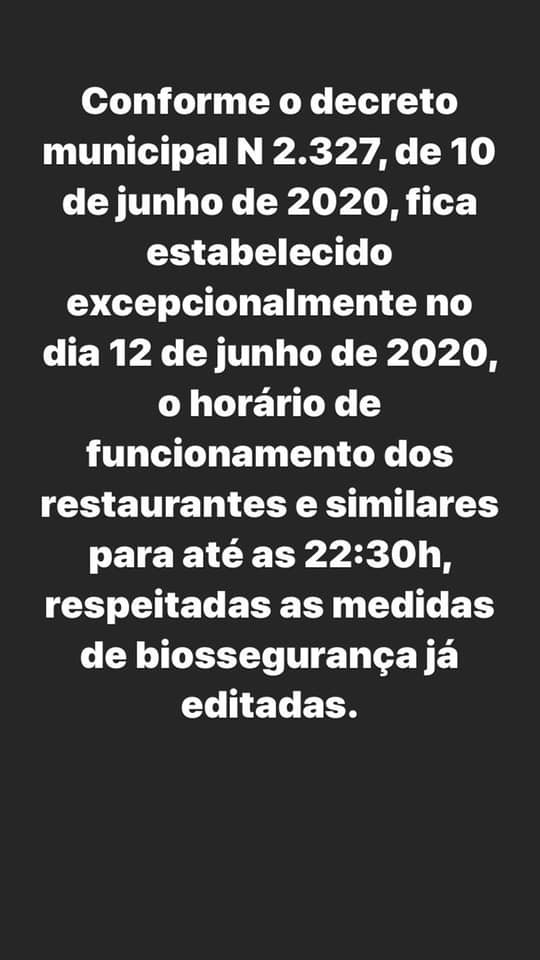 DECRETO 2.327 - RESTAURANTES