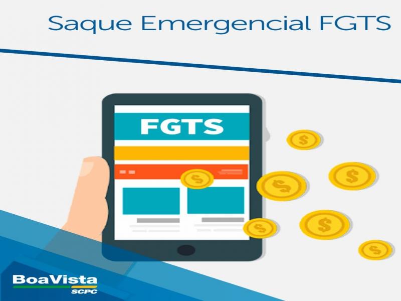 Saque Emergencial FGTS